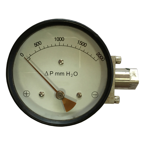 Differential Pressure Gauge with Switches Diaphragm type DGC 300