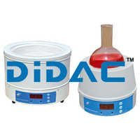 Digital And Magnetic Stirring Heating Mantles
