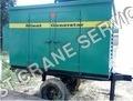 Silent Diesel Generator service in india
