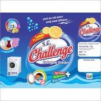Wash Detergent Powder