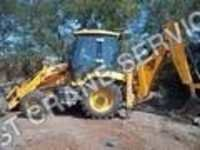 Earth movers hire in Jhagadiya
