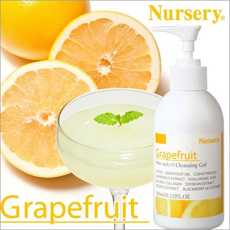 Grapefruit Makeup & Uv Cleansing Gel