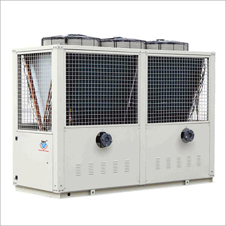 Air Cooled Scroll Chiller (Single Compressor)