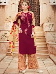 Fashionable Designer Salwar Kameez Suit