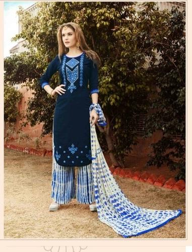 Pure Cotton Salwar Kameez Suit