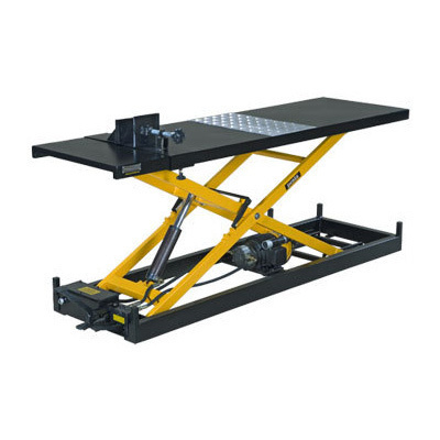Two Wheeler Lifting Equipment