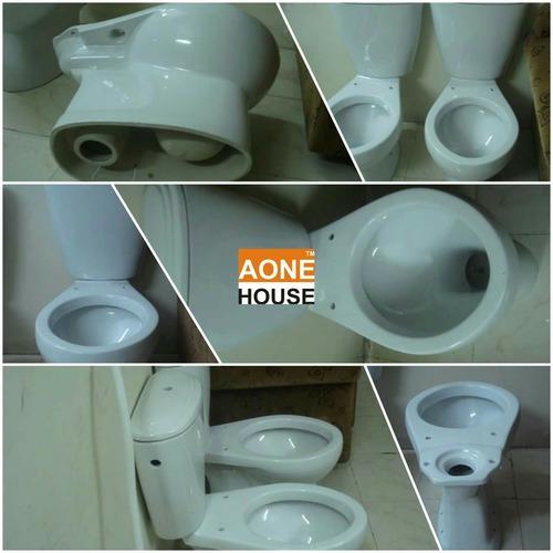 Italian Close Couple Toilets