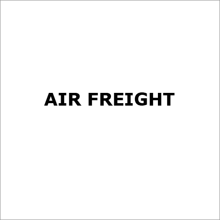 Air Freight Commercial Services