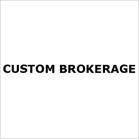 Custom Brokerage Services