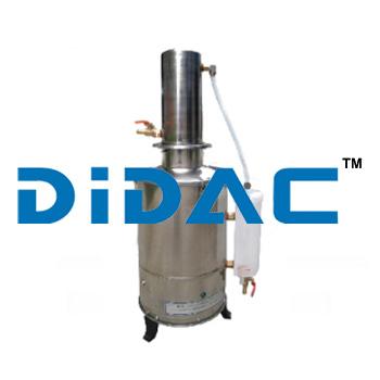 Auto Control Stainless Steel Water Distiller