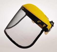 Heat Resistant Face Shield