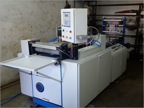 Zip Lock Cutting Sealing Machine
