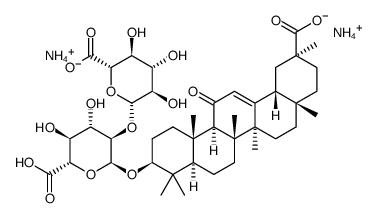 Glycyrrhizate monoammonium