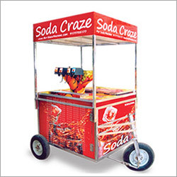 Cart Model Soda Machine