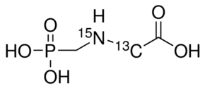 Glyphosate-2-13C