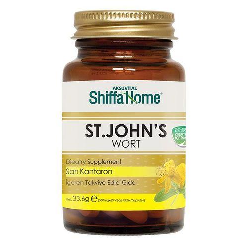 St Johns Wort Capsule