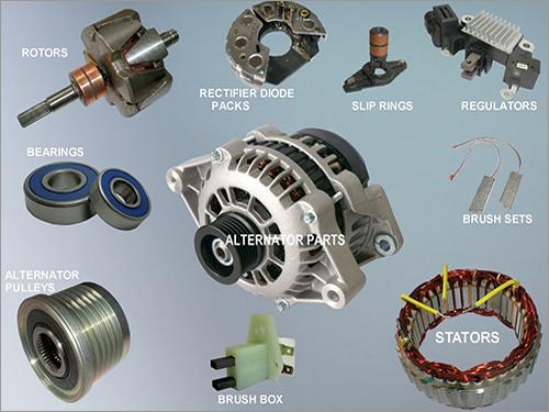 Alternator Components
