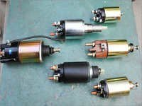 Starter Motor Solenoid Switch