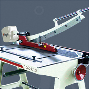 Drilling And Cutting Machine