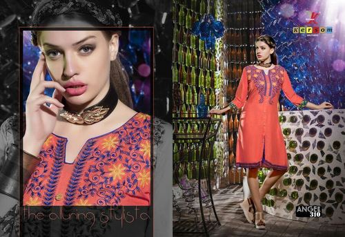 kerrsom wholesale kurtis catalog