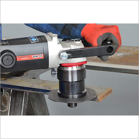 Welding Mouth Opening Machine
