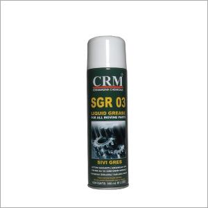 Lubricant Liquid Grease Spray