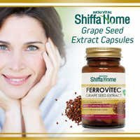 Grape Seed Extract Ferrovitec Capsules