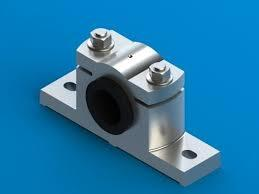 PLUMMER BLOCK OR PEDESTAL BEARING