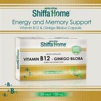 Vitamin B12 Ginkgo Biloba Tablet