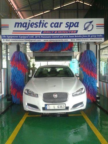 Automatic Car Wash Equipments