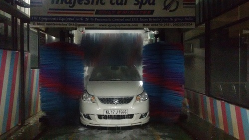 Automatic Top Car Wash System