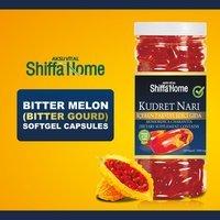 Bitter Melon Oil Softgel Capsule Anti Constipation Remedy
