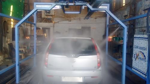 Semi Automatic Car Wash System