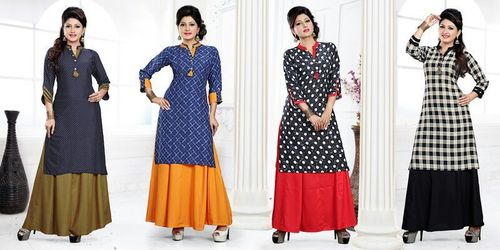 sanvari wholesale kurtis catalog