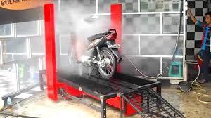 Bike Wash Machine