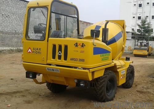 Ajax Fiori argo 2000 On rent