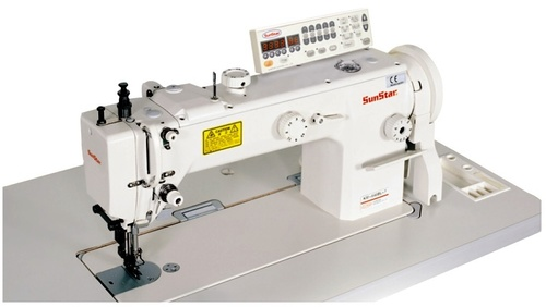 Long Arm Type, High Speed, 1-Needle, Upper and Lower Feed