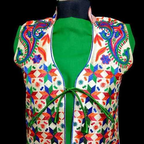 Patiala Style Jacket