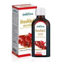 Iron Vitamin Syrups FerroViteC Dry Cough Syrup