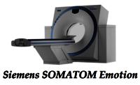 CT Scanner Emotion Dual Slice