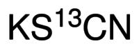 Potassium thiocyanate-13C