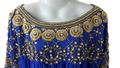 Gorgeous Bead Work Long Dress Kaftan