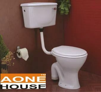 Low Level WC Cistern Set
