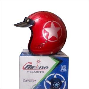 Supreme Open Face Helmet