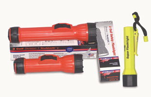 Brightstar Flame Proof Torch