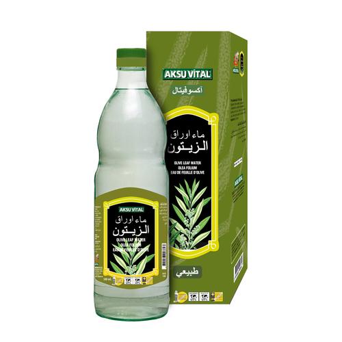 Olive Leaf Water