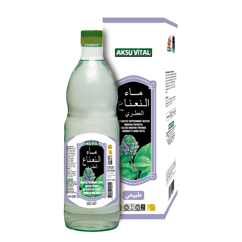 Aromatic Floral PepperMint Water health drink