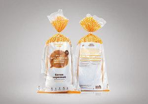 Bread Packaging Bags / Film
