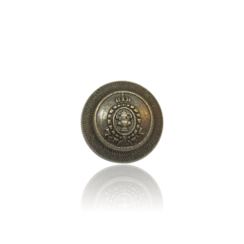 Designer Metal Blazer Button
