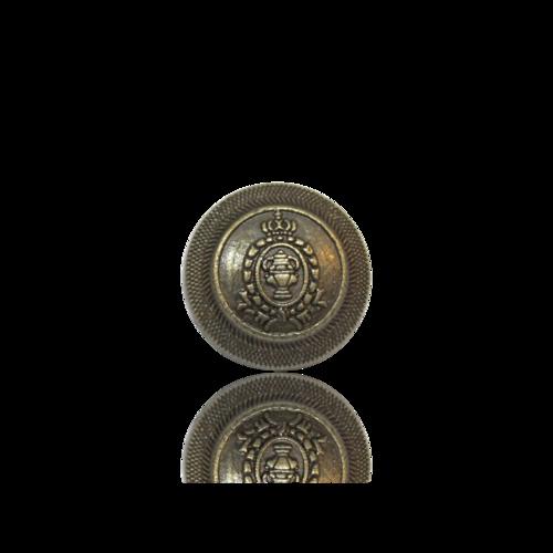 Designer Metal Blazer Button